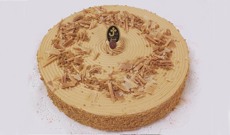 モカバターケーキl