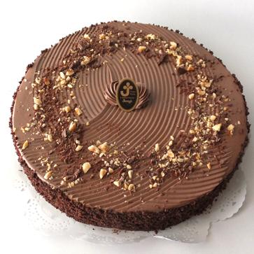 ヘーゼルチョコバターケーキS