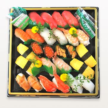 にぎり寿司セットS