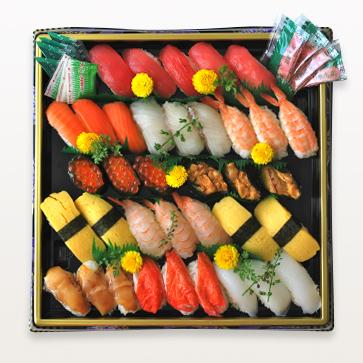 にぎり寿司セットM