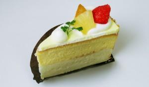 フルーツチーズケーキショート_L