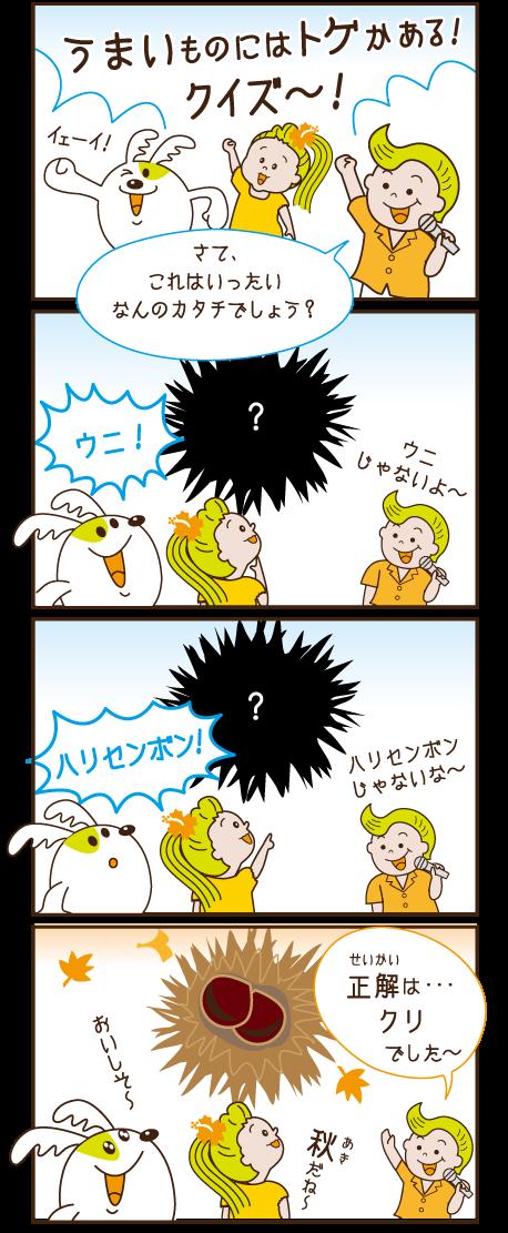 Vol.16 秋がきた