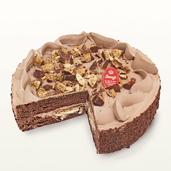 クランチショコラケーキS