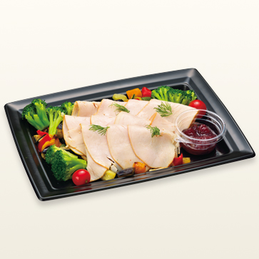 ターキーハムとグリル野菜の盛合せ品_S